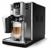 Philips Series 5000 Coffee Maker Automatic Espresso Grinder Ceramic Stainless - $1,430.41