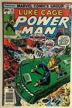 LUKE CAGE, POWER MAN #40 (1977) Marvel Comics VG+ - $9.89