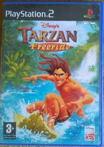 Disney's Tarzan: Freeride  PS2 2001 PAL  - $5.94