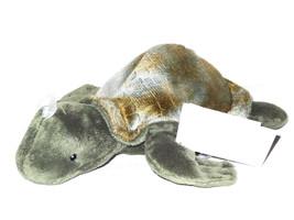 "NWT Carters Plush Toy Stuffed Animal Lovey Green Turtle Ocean Sea Animal 10""  - $21.88"