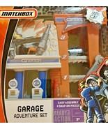 Matchbox Garage Adventure Playset MBX Car Included - $18.00