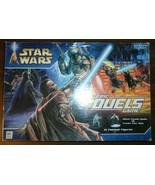 Star Wars Epic Duels Game Board Game 2002 Complete Missing 1 Damage Token - $139.67