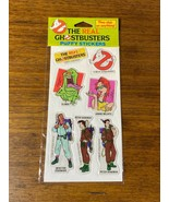 GHOSTBUSTERS PUFFY STICKERS SEALED IN PACKAGE    COLLECTIBLE 1988 - $14.84