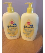 LOT OF 2~ Johnsons Head-To-Toe Baby Lotion 15 oz &~new and sealed~ - $24.74