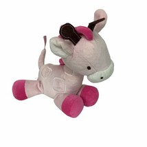 Child Of Mine by Carters Pink Giraffe Musical Rock A Bye Baby Plush Toy ... - $27.96