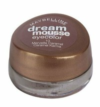Maybelline Dream Mousse Eyecolor 01 Caramel Karma - $6.99
