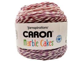 Caron Marble Cakes Yarn in Rosewater Plum #296621