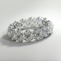 3.00 Carat Garland Diamond Eternity Ring / SI1 Clarity Natural Diamonds  - $3,450.15