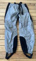 Milwaukee Performance Apparel Men's Heat Resistant Pants Size M Grey J2 - $39.50