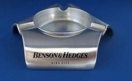 Benson & Hedges King Size Metal Cigarette Cigar Ashtray - $15.99