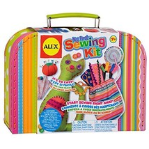ALEX Toys Craft My First Sewing Kit Creativity and Skills Travel Kids Gi... - $21.07