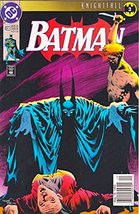 Batman #493 [Comic] [Jan 01, 1940] DC Comics - $1.99