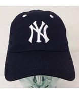 New York Yankees Dark Blue Color Men's Adjustable Strap Curve Hat