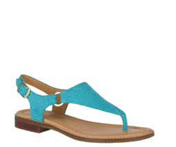 Sperry Women's Abbey Sandal Turquoise size 11 M - $35.14