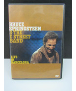 Bruce Springsteen  the E Street Band - Live in Barcelona (DVD, 2003, 2-D... - $6.92