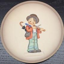 "Goebel - M.J. Hummel 1984 1st Edition ""Little Fiddler"" Mini Collectors' ... - $14.84"