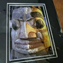 Ernest Manewal Note Cards Bicentennial Totem Pole Printed in Alaska Northwest Co image 1