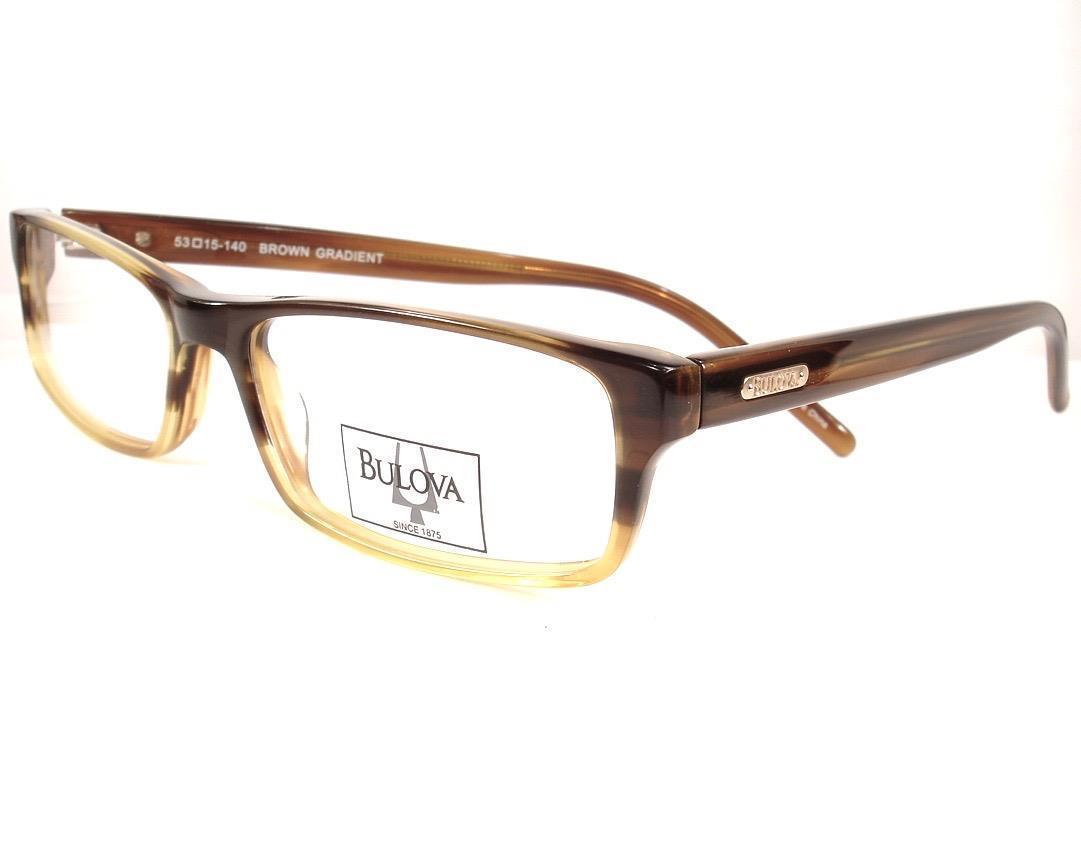 Bulova Seward Brown Gradient Eyeglasses and 50 similar items