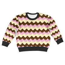 Melting Icecream Kids Sweatshirt - $42.99+