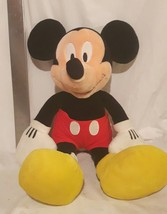 Classic Mickey Mouse 24 inches plush Disney Character Toy - $15.20