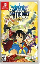 Limited Run Battle Chef Brigade Nintendo Switch Alternate Cover USA Regi... - $79.99