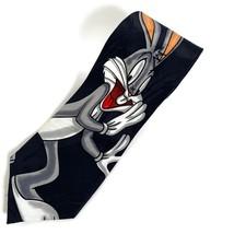 Looney Tunes Mania Bugs Bunny Polyester Tie Necktie - $12.41