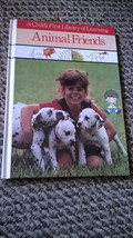 Animal Friends Child's First Library of Learning by Time-Life HCDJ Book - $5.94