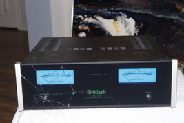 McIntosh MC512 Power Amplifer-Powers On-For repair- Parts-Restoration-as... - $3,495.00