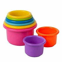 The First Years Stack Up Cup Toys - $7.00