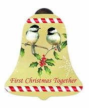 First Christmas Together Ne'Qwa Art Christmas Ornament Chickadee Bird Be... - $46.52