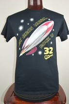 Hix Bros Brothers Music Rock U Mens M Black Graphic T Shirt Short Sleeves - $19.10