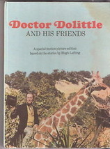 DOCTOR DOLITTLE AND HIS FRIENDS  Ex++ Motion Picure ed. - $24.61