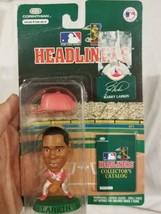 Cincinnati Reds Barry Larkin Mini Figure Corinthian MLB Baseball Vintage... - $16.65