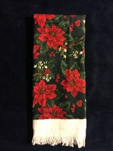 Vintage Christmas towel - $5.00