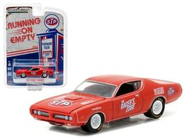 1971 Dodge Charger STP 1:64 Diecast Model Car by Greenlight - $14.27