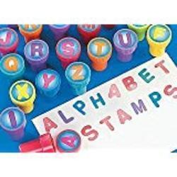 Alphabet Stampers