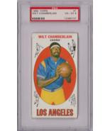 1969 Topps Wilt Chamberlain #1 PSA 4 P623 - $241.80