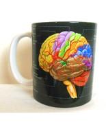 Brain Mug The Health Museum Houston Texas Great Graphic - $15.00