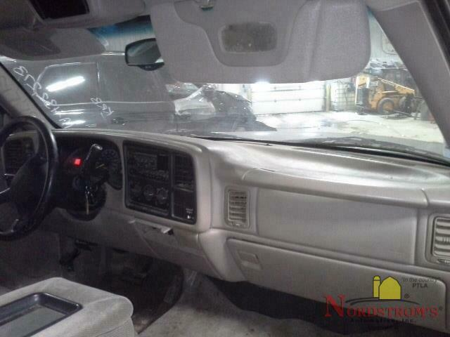 2001 GMC Sierra 1500 Pickup INTERIOR REAR VIEW MIRROR COMPASS TEMP - $64.35
