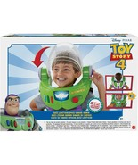 Disney Toy Story 4 Helmet Of Ranger Space Buzz Lightyear 4 Options Of Set - $317.06