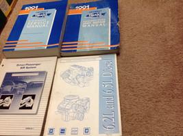 1991 Chevy Ck Camión 1500 2500 3500 Servicio Tienda Reparar Manual Juego... - $89.26