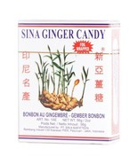 3 Packs x Sina Ginger Candy Ting Ting Jahe Chewy Foil Indonesia Food Sna... - $12.97
