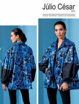 Vogue Pattern 9368/10109 Misses Jacket Julio Cesar S M L - $16.44