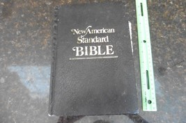 New American Standard Bible 1973  Reference edition concordance Holman - $30.00