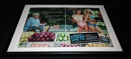 Chrissy Teigen 2017 DirecTV Framed 12x18 ORIGINAL Advertising Display  - $45.45