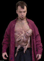 Realistic MUTANT FREAK FETUS CHEST PIECE Horror Halloween Costume Access... - $89.07