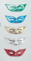 Flottant Masque Métallique, Mascarade Yeux, Déguisement, Domino, un - $4.05 CAD