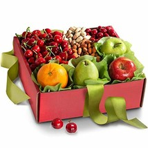 Golden State Fruit California Harvest Fresh Fruit, Cherries & Snacks Gif... - $73.02