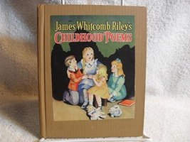 James Whitcomb Riley's Childhood Poems Ethel Bonney Taylor Illustrated 1... - $20.38