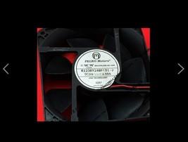 Original PELKOMOTORS R1238Y24BPCB1-7 24V 0.85A 120*120*38 2 months warranty - $44.35